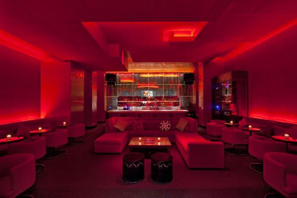 Living Room Bar at W Austin hotel