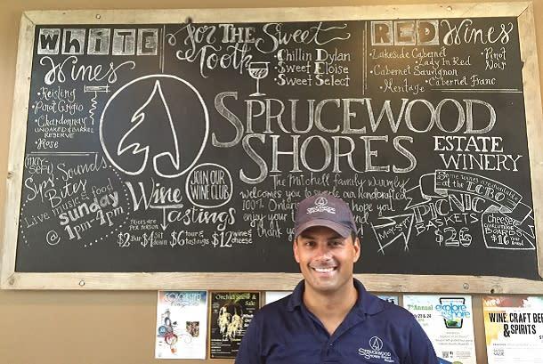 Steve from Sprucewood