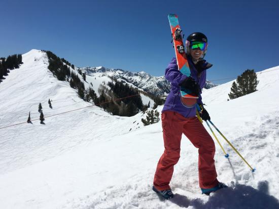 RR - Sight see and ski