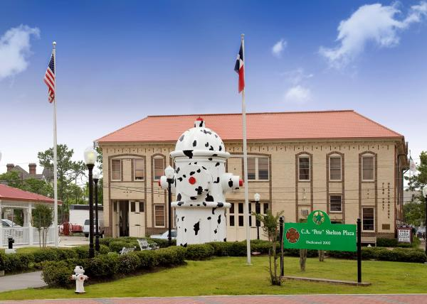 Fire Museum of Texas in Beaumont