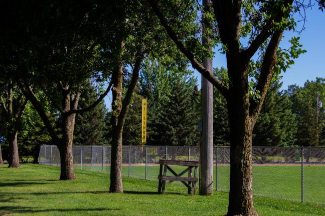 Mount Simon Park In Eau Claire, Wisconsin