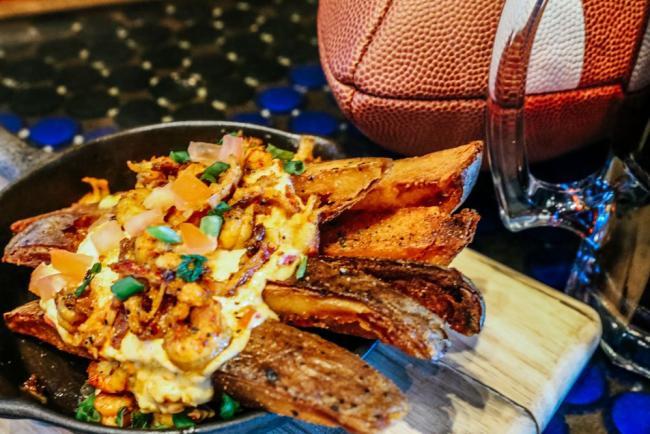 Jack Daniel's Bar & Grill   Super Bowl