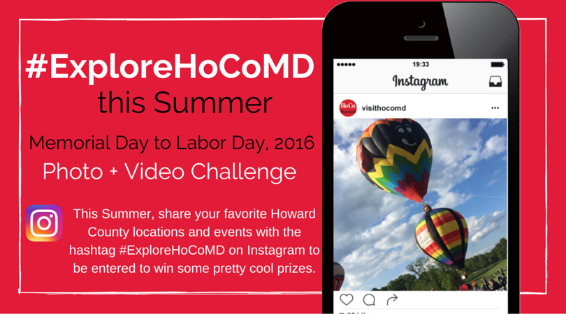 #ExploreHoCoMD 2016 Insta Contest
