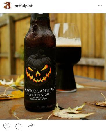 Wasatch Black O'Lantern for Blog Post