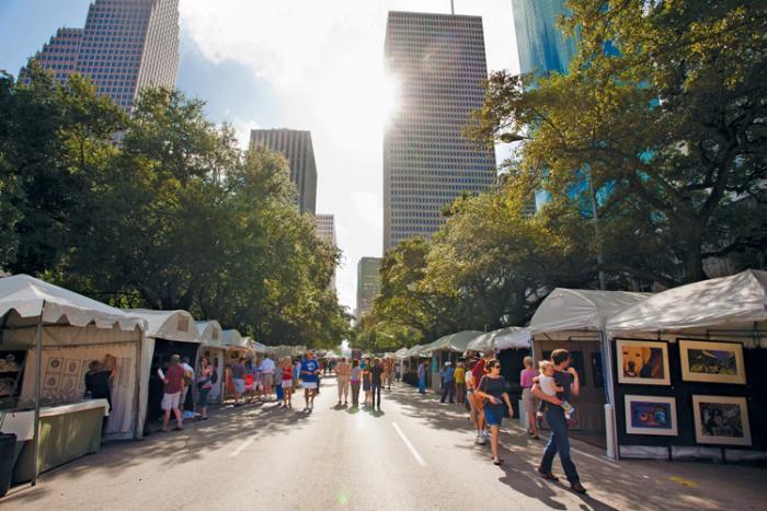 Bayou Art Festival