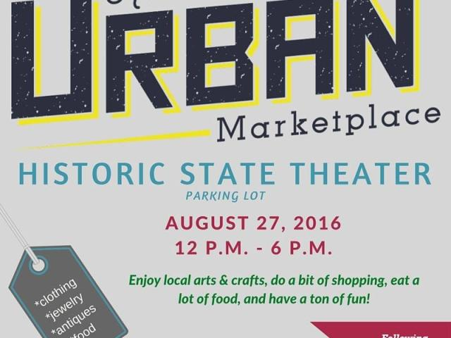 2016 Heartland Homecoming Parade & Urban Marketplace