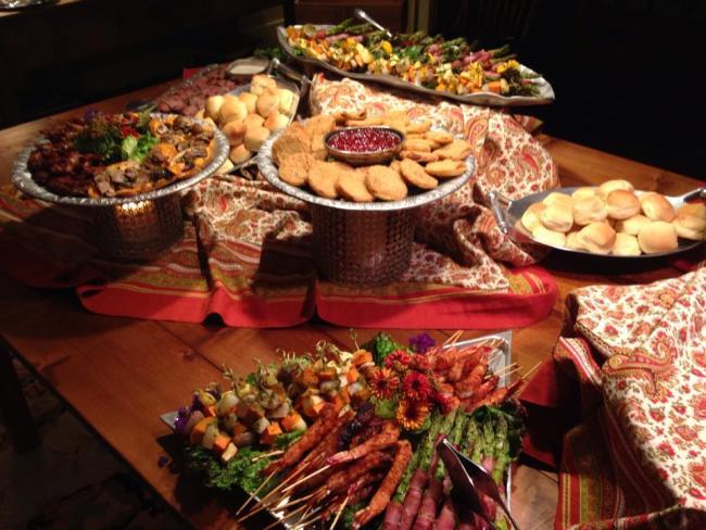 Kudzu Catering