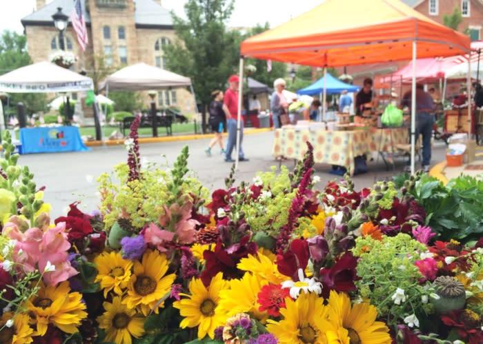 Farmers Markets in the Pocono Mountains