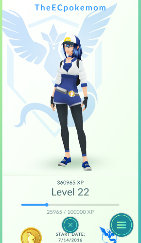 The EC Pokemom Profile