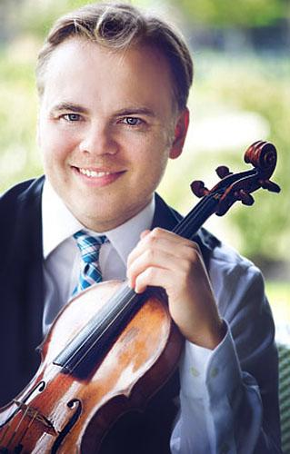 Matt Detrick on Violin