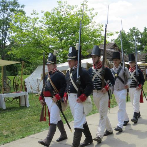 War of 1812 Uniforms