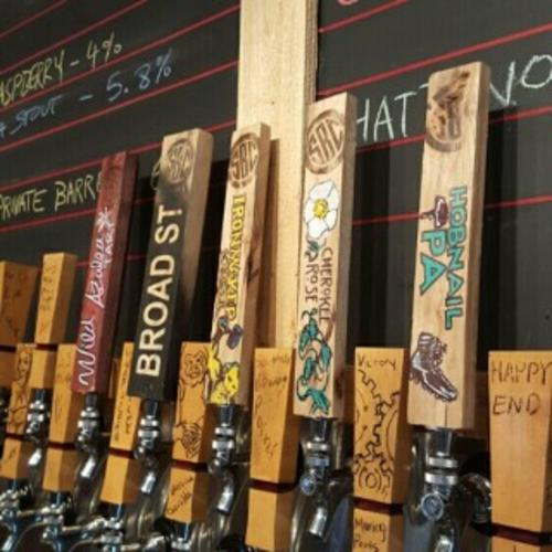 Southern Brewing Company Beers