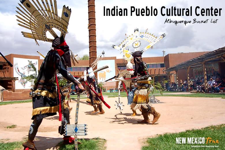 Indian Puebla Cultural Center