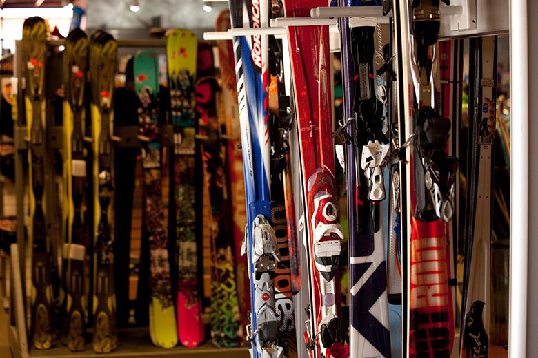 Ski Shops And Rentals