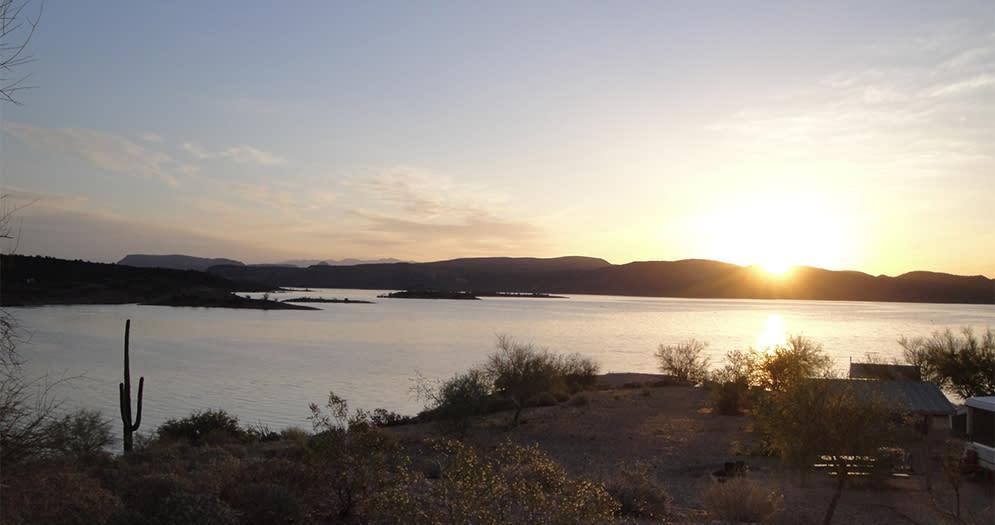 Lake Pleasant Scottsdale Scenic Waterways