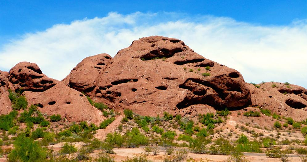 The Three Best Easy Hikes in Scottsdale Papago