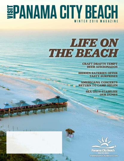 Panama City Beach Florida Visitors Guide