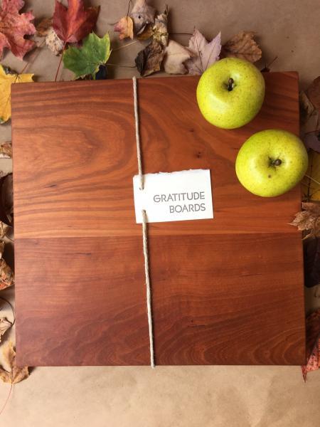 gratitude board - stock