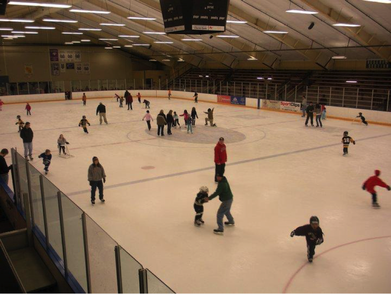 Family Skate at Hobb's Ice Center