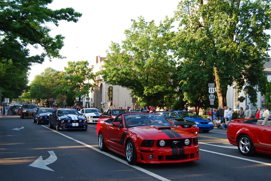 Ford Parade