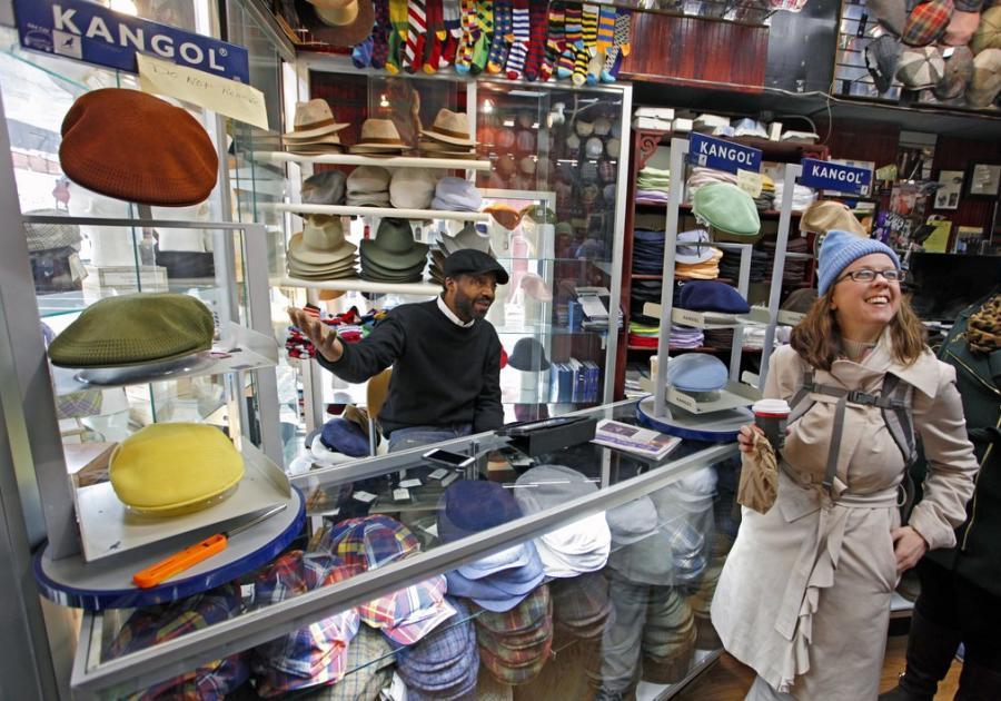 Dan's Hats - Dec News - Holiday Shop