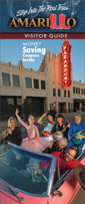 Click here to download a 2017 Amarillo Visitor Guide