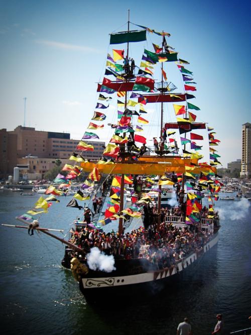 Gasparilla Pirate Fest