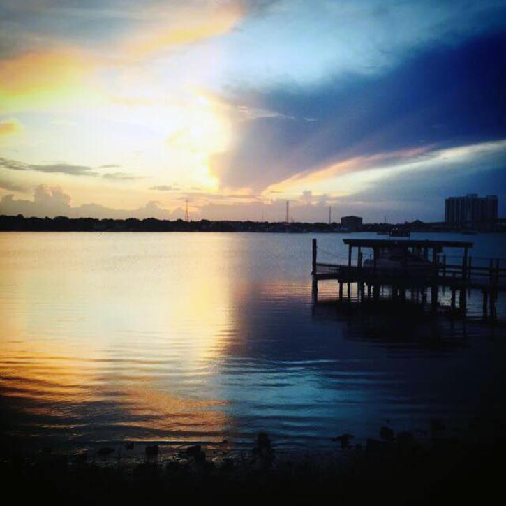 Sunsetters Sunset