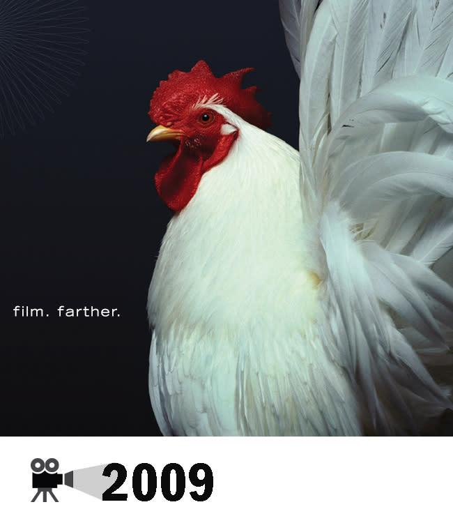 2009 Poster: Wisconsin Film Festival