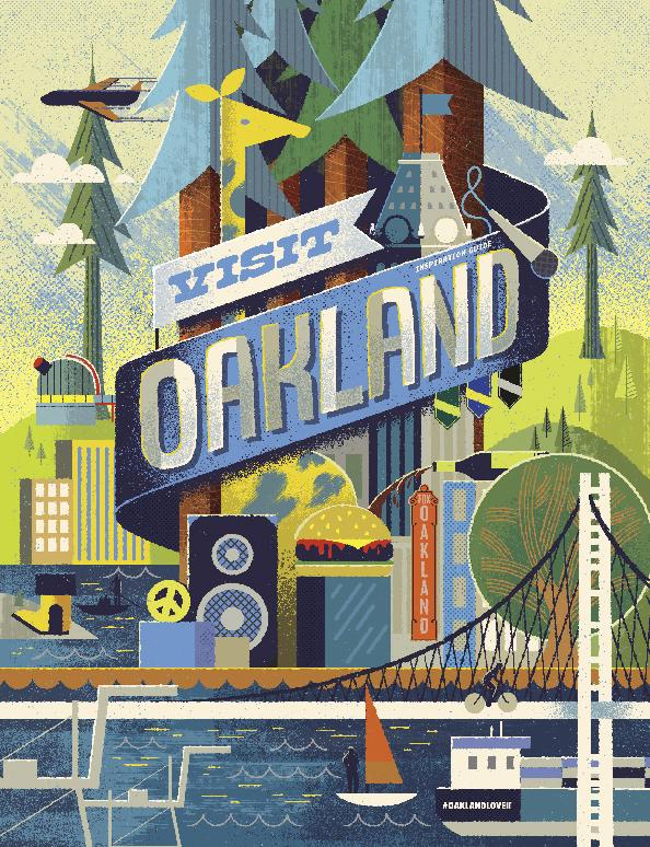 Visit Oakland Inspiration Guide