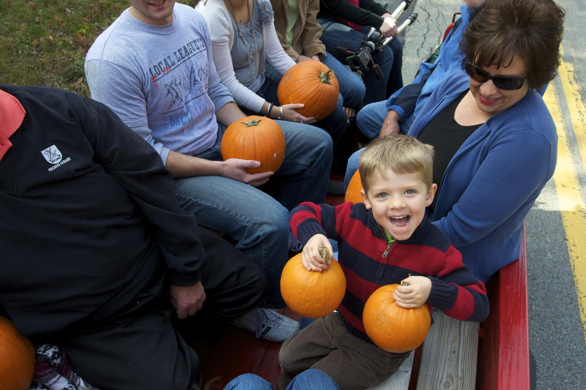 Fall Family Fun in the Pocono Mountains