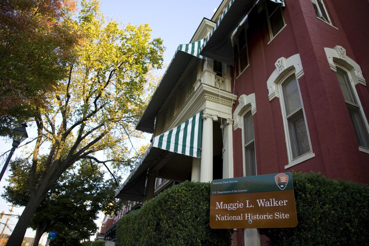 Maggie Walker Historic Site