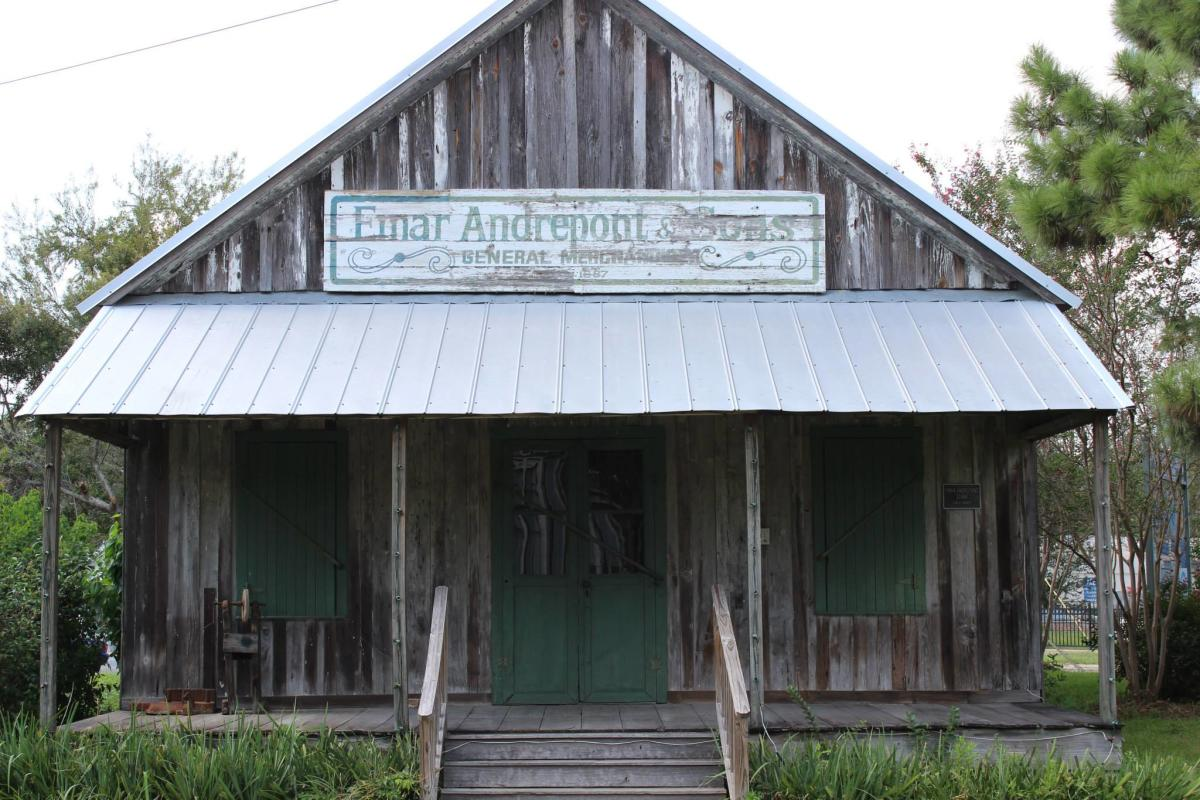 Emar Andrepont & Sons General Store