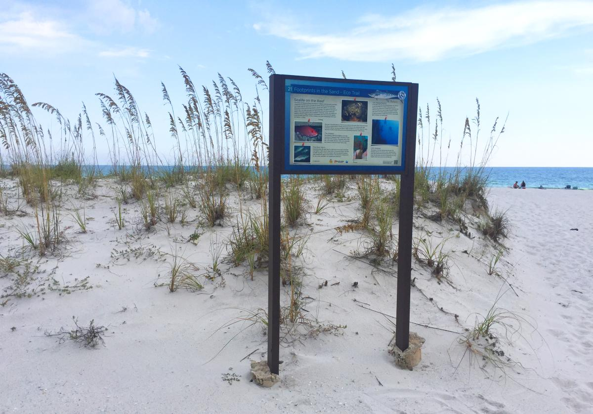 Park East on Pensacola Beach
