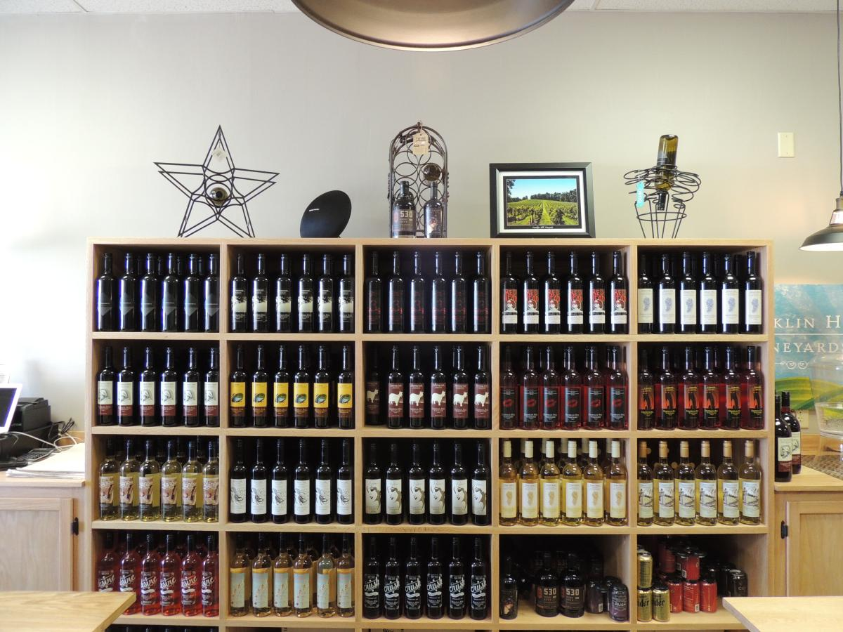 Wineries/Breweries of the Pocono Mountains