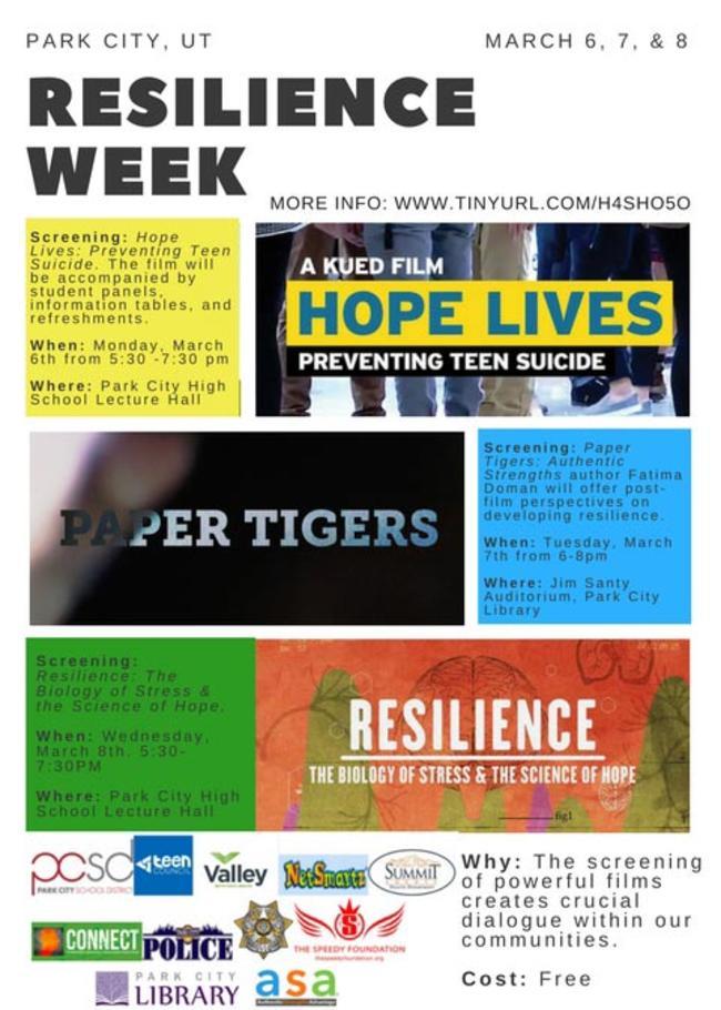 Resilience Week
