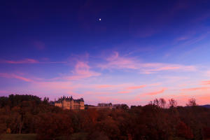 Biltmore Sunset in Fall