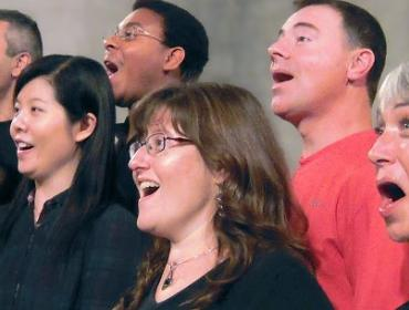 The Rochester Oratorio Society presents
