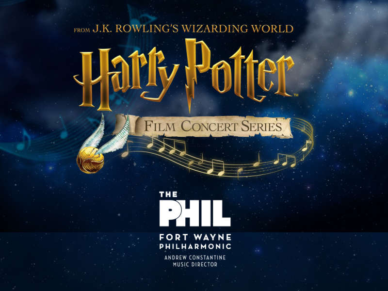 Image result for fort wayne philharmonic harry potter