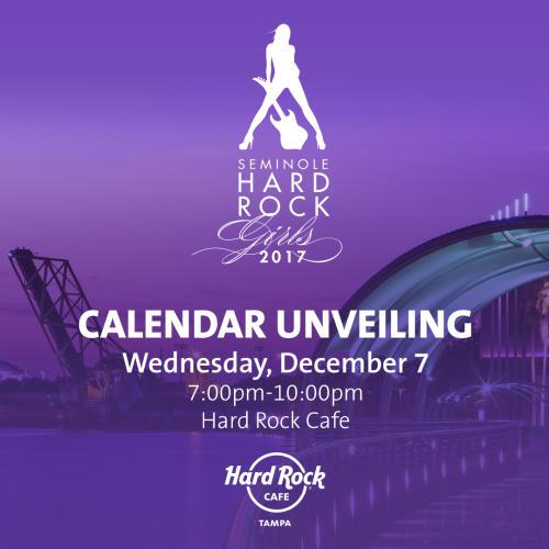2017 Calendar Public Unveiling