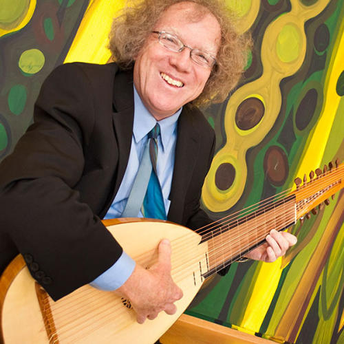 USF Faculty Recital: John Robison: Lutes/Recorder/Early oboe