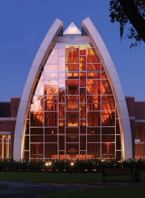 PNC Bank Concert Artist Series at Sykes Chapel - Raymond and Beth Chenault, duo-organists