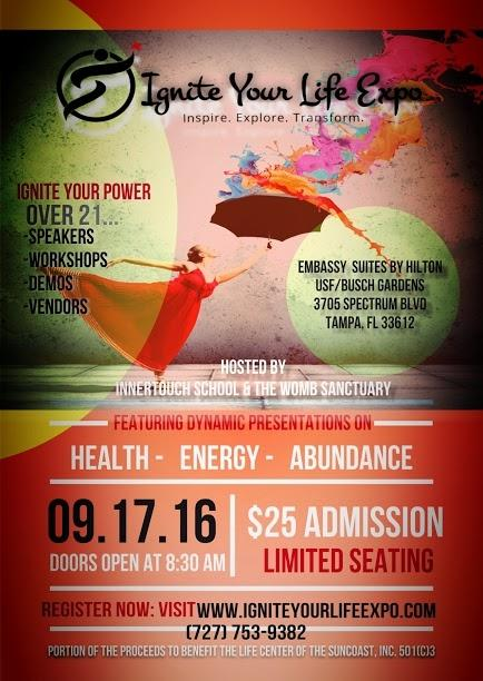 Ignite Your Life Expo