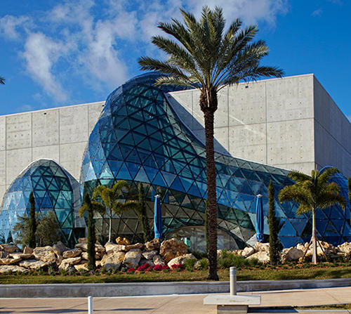 $2 off up to 4 Dali Museum Admissions.