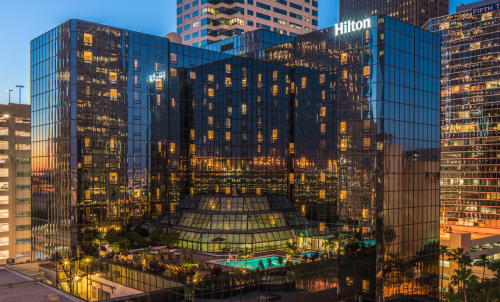December Meeting Deals at Hilton Downtown Tampa