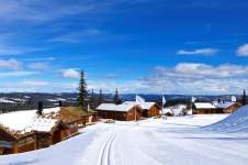 Liapark-Vinter-Ål-Hytte