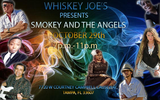 Smokey and the Angels