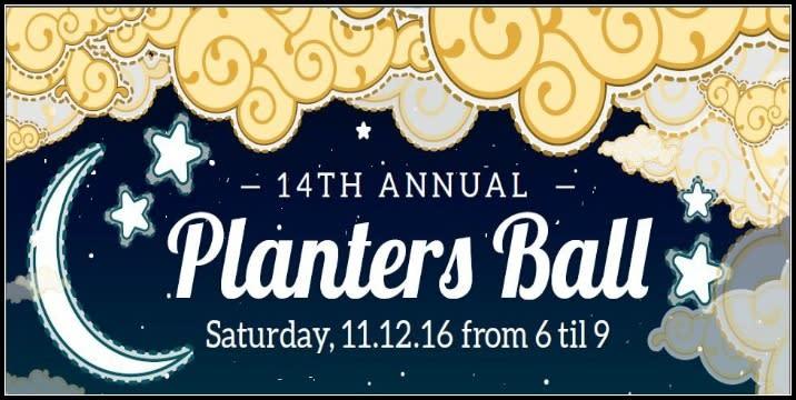 14Th Annual Planter's Ball