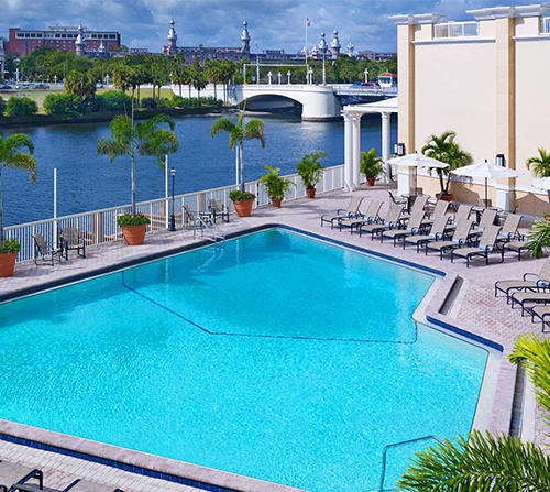 Florida Residents Save up to 25% at Sheraton Tampa Riverwalk Hotel