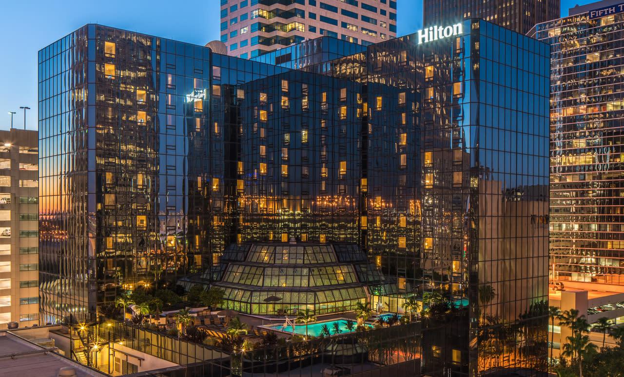 December Meeting Deals at Hilton Downtown Tampa
